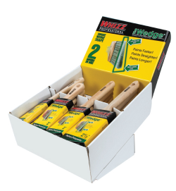 WHIZZ PROFESSIONAL WEDGE COUNTER DISPLAY