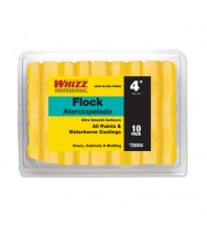 """4"""" WHIZZFLOCK MINI ROLLER (10PK)"""