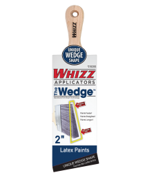"21020s - WHIZZ APPLICATORS WEDGE POLY 2"" SHORTY"