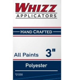 21330 - WHIZZ APPLICATORS POLY 3""