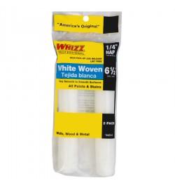 "44314 - 6.5"" X 1/4"" WHIZZFLEX WHITE WOVEN (2PK)"