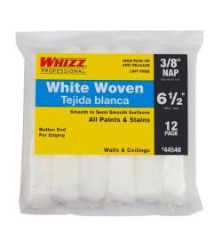 "44540 - 6.5"" X 3/8"" WHIZZFLEX WHITE WOVEN  (12PK)"