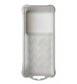 "73004 - Whizz 9"" X 4"" Clear - Solvent Resistant Tray for 2"" Rollers"