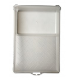 "73510 - Whizz 8"" X 12"" Clear - Solvent Resistant Tray for 2"" to 6"" Rollers"