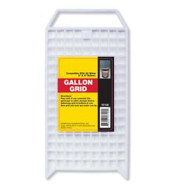 57100- 1 gallon white grid