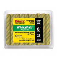 "25029 - WHIZZ 6"" X 1/2"" WHIZZFAB POLYAMIDE ROLLER COVER (10PK)"