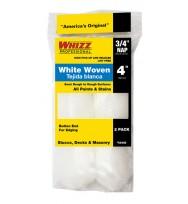 "44440 - 4"" X 3/4 WHIZZFLEX WHITE WOVEN (2PK)"
