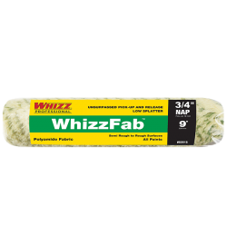 """80918 - 9"""" X 3/4""""  WHIZZFAB CAGE ROLLER"""